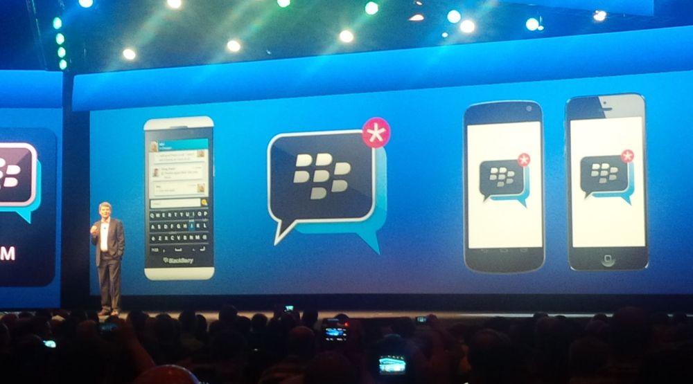 I mai i år lovet BlackBerry-sjef Thorsten Heins at BBM-applikasjonen skulle bli tilgjengelig for Android og iOS i løpet av sommeren. Men det skjedde ikke før i går.
