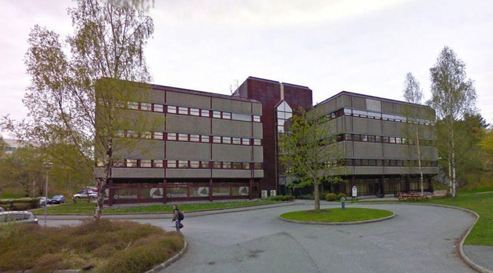 Sandslimarka 31 er hovedkontoret til NextGenTel og ligger en 20 minutters kjøretur utenfor Bergen sentrum. Eiendomen er nå avtalt solgt for noe under 100 millioner kroner.