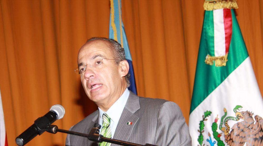 """""""LUKRATIV KILDE"""": NSA skaffet seg full kontroll med eposten til Mexicos daværende president Felipe Calderon fra mai 2010, ifølge nye avsløringer."""