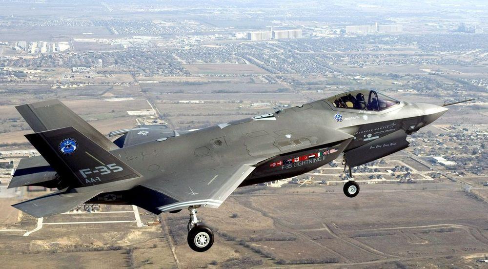 Programvareproblemer truer F-35