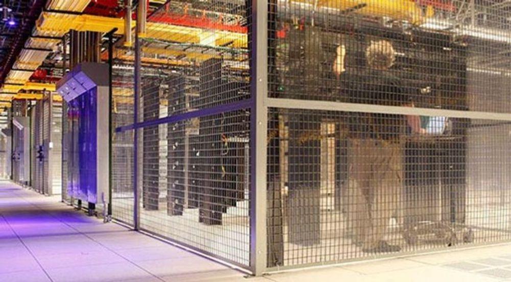 Backbone Solutions framhever den høye sikkerheten i datasentralene til Equinix i Zürich.