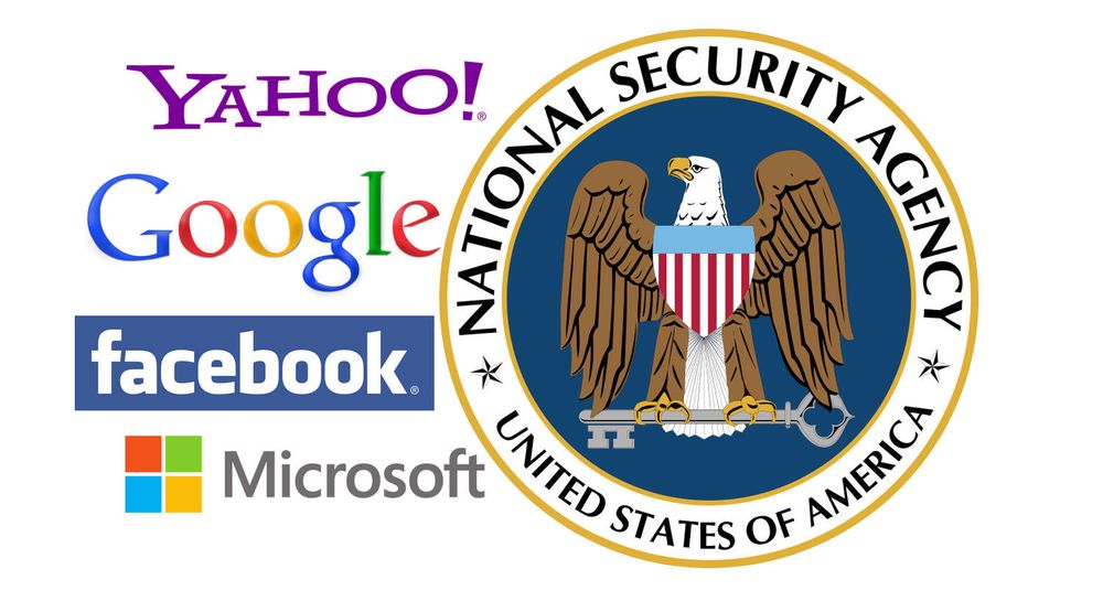 Facebook, Google, Microsoft og Yahoo er bare noen av selskapene som ikke bare skal ha visst om, men også bistått under PRISM-programmet til NSA.