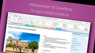 Microsoft lanserer OneNote for Mac