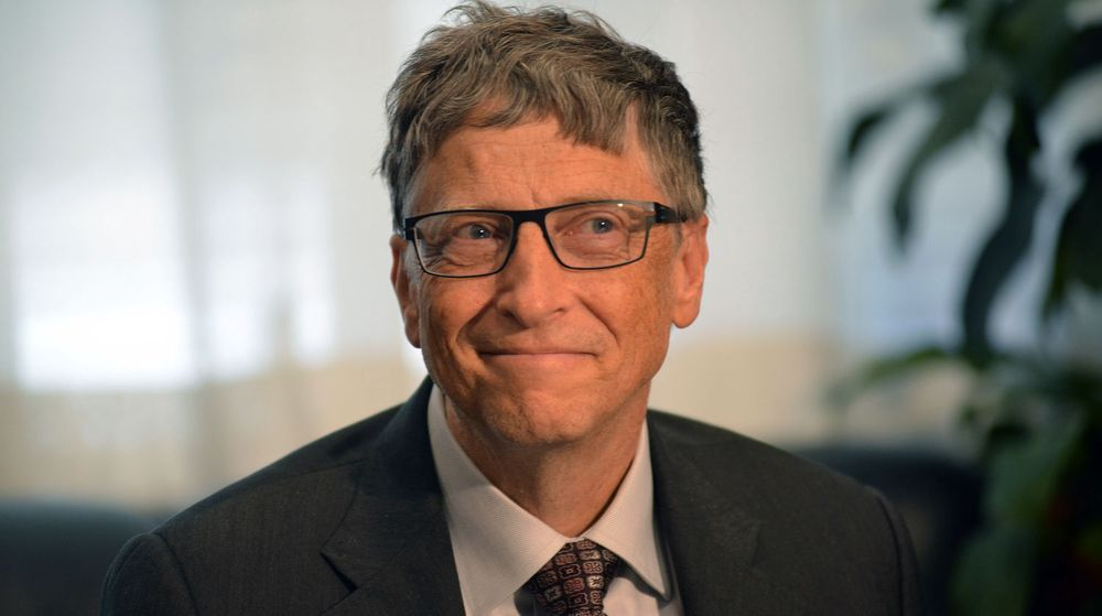 Torsdag denne uken holdt Bill Gates et foredrag om jordbruk, i USAs hovedstad Washington DC.