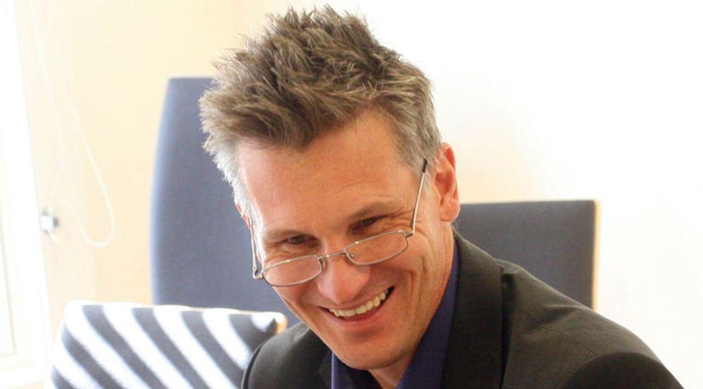 Bjørn Erik Thon ser fram til bedre personvern i sosiale medier som følge av EU-forordningen.
