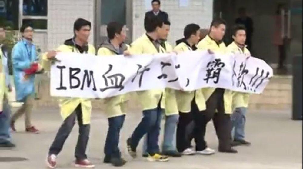 Streiken begynte 3. mars.