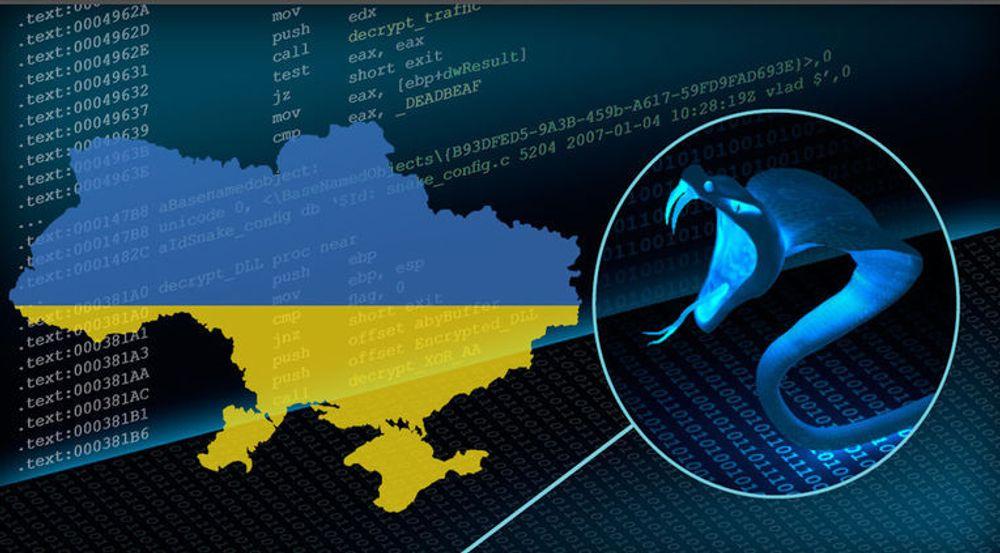 Et antatt russisk rootkit, Snake, avsløres med økende hyppighet i Ukraina. Snake er nærmest umulig å oppdage og avlytte, og enger seg både for overvåkning og angrep.