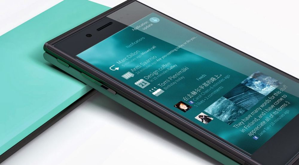 Jolla opplever relativt stor interesse for selskapet første, Sailfish OS-baserte mobiltelefon, som ennå ikke har blitt levert. Med innebygd støtte for Android-applikasjoner, vil plattformen trolig være aktuell for langt flere.