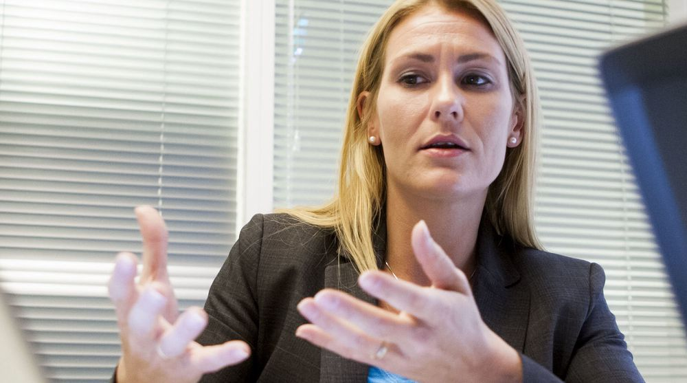 Kristine Dahl Seidel leder norgeskontoret til VMware, og har vært med siden kontoret ble etablert i 2005.