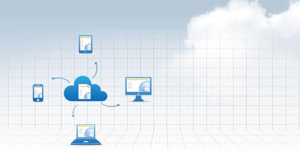 FileCloud synkroniser filer mellom ulike enheter og gir tilgang til sikker fildeling med andre. Tjenesten styres av bedrifter, og sørger for kryptering i all transitt og lagring.