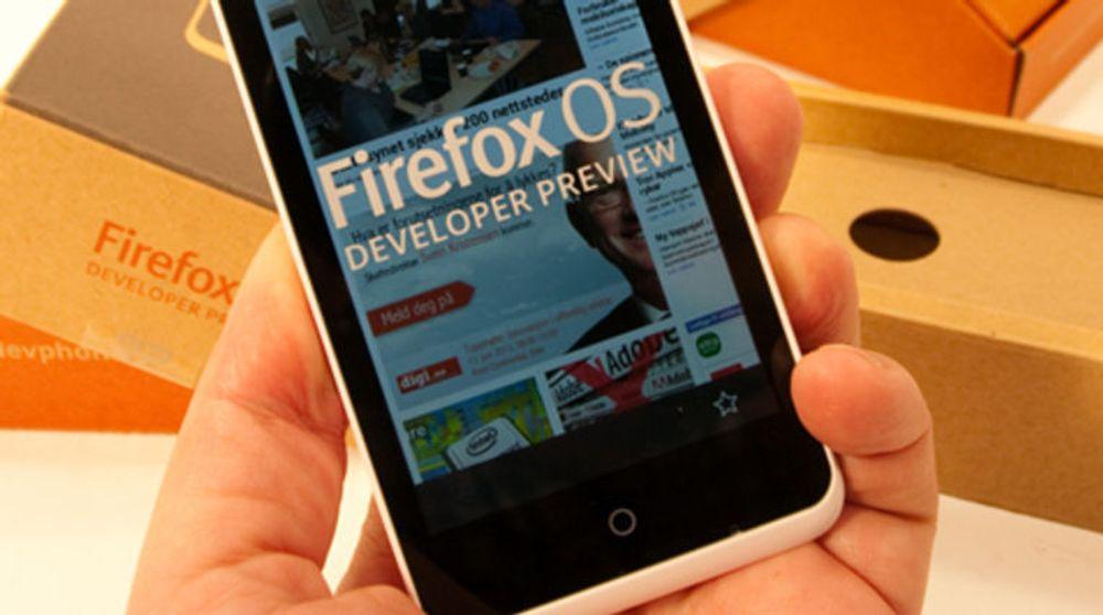 Telenor har vært så snille å donere fire Firefox OS-utviklertelefoner. Vi gir dem bort i anledning verdens utviklerdag.