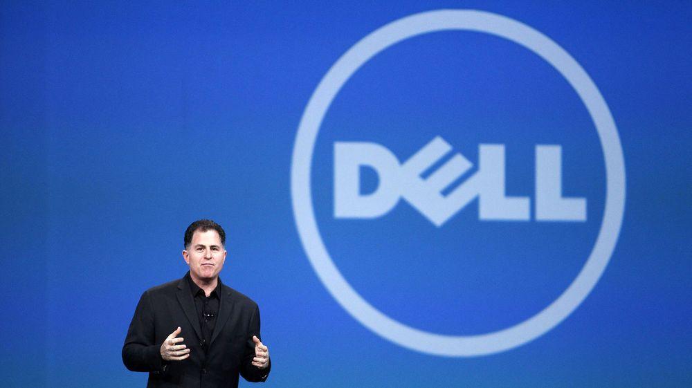 Vant kampen: Michael Dell har sloss for å kjøpe livsverket sitt siden februar. Torsdag kunne han nyte seieren.