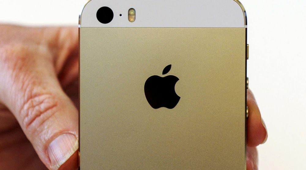 Den nye iPhone 5S vil ikke ha støtte for NFC.