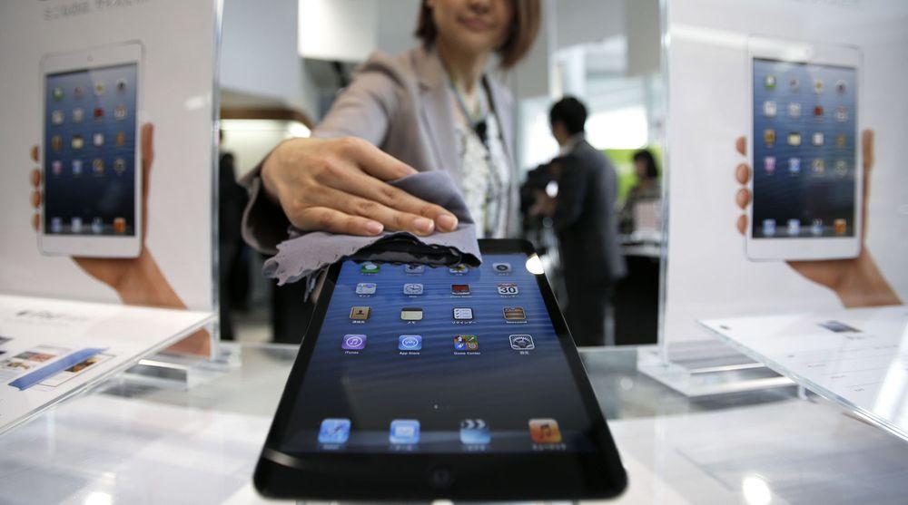 Markedet for nettbrett og smarttelefoner vil stige voldsomt i årene som kommer  - på bekostning av PC-salget.