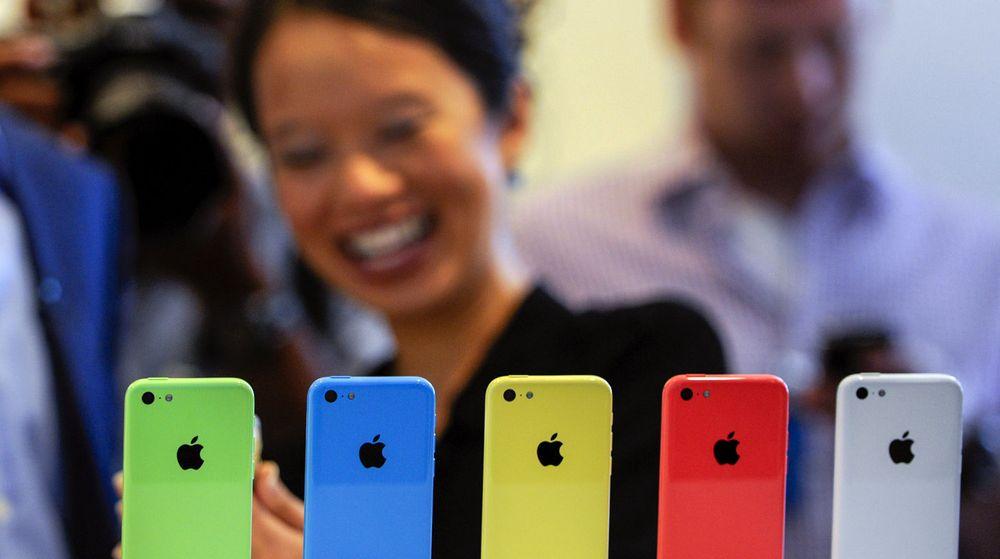 Kan iPhone 5C ta det kinesiske markedet? Da trenger Apple en kontrakt med den aller største mobiloperatøren i det kinesiske markedet.