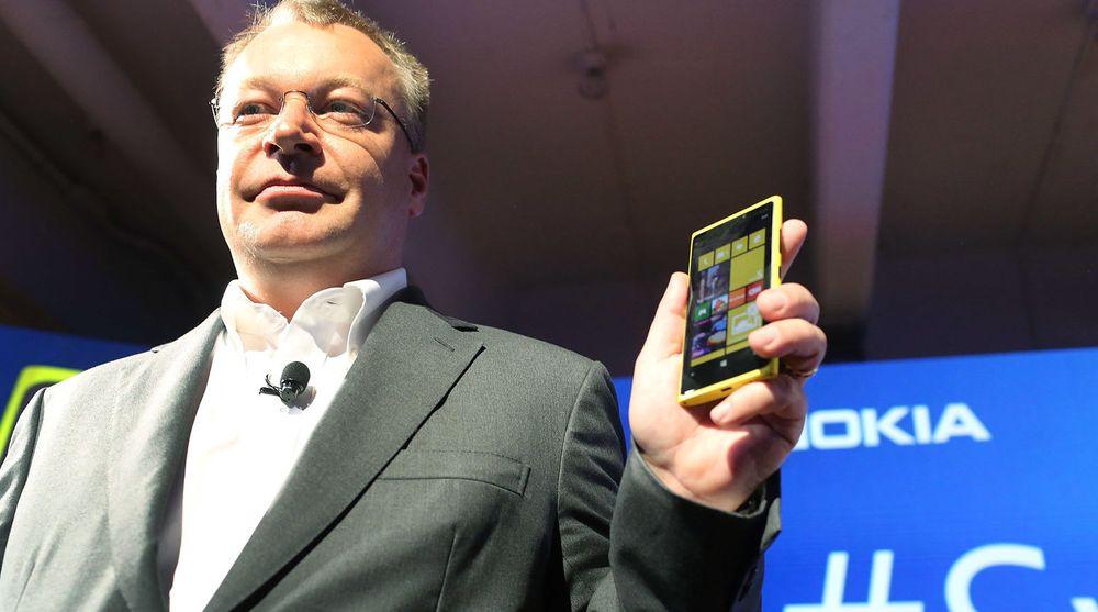 Stephen Elop ligger meget godt an til å bli Microsofts nye toppsjef. Det tror i alle fall de som har satt penger på den tidligere Nokia-sjefen.