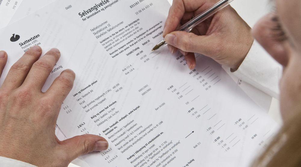 Skatteetaten skal handle inn konsulenttjenester for minst én milliard kroner de neste par årene. Her ser du hvilke leverandører som får være med på moroa.