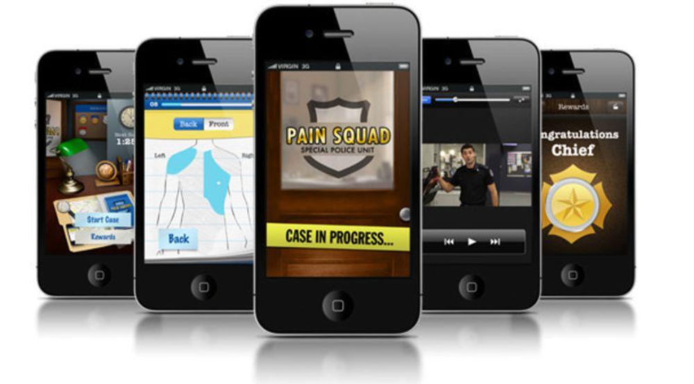 Pain Squad ser ut som et spill. For brukerne er det noe helt annet. Det er en måte å bidra til kreftsaken. For sykehuset er dataene som appen samler inn, helt uvurderlig.