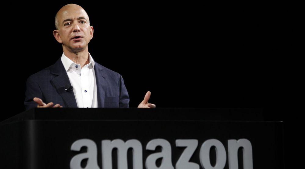 Amazon, med gründer  og toppsjef Jeff Bezos i spissen, er på vei inn i det svenske bokmarkedet. Det norske, ser det ut til, kommer giganten til å holde seg unna.