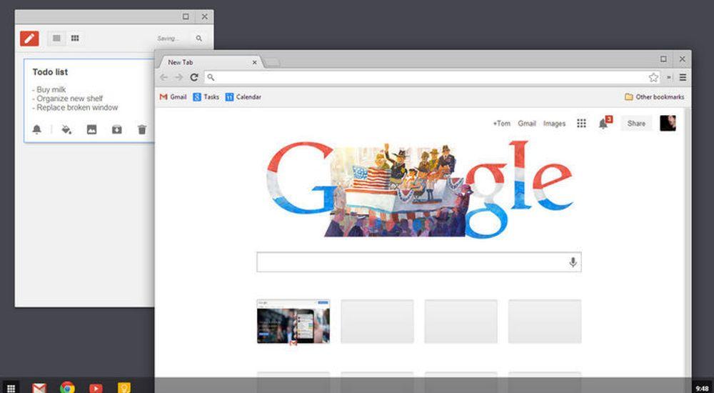 Den Chrome OS-lignende Modern UI-modusen til Chrome for Windows 8.x, er blant nyhetene som kommer i versjon 32 av nettleseren.