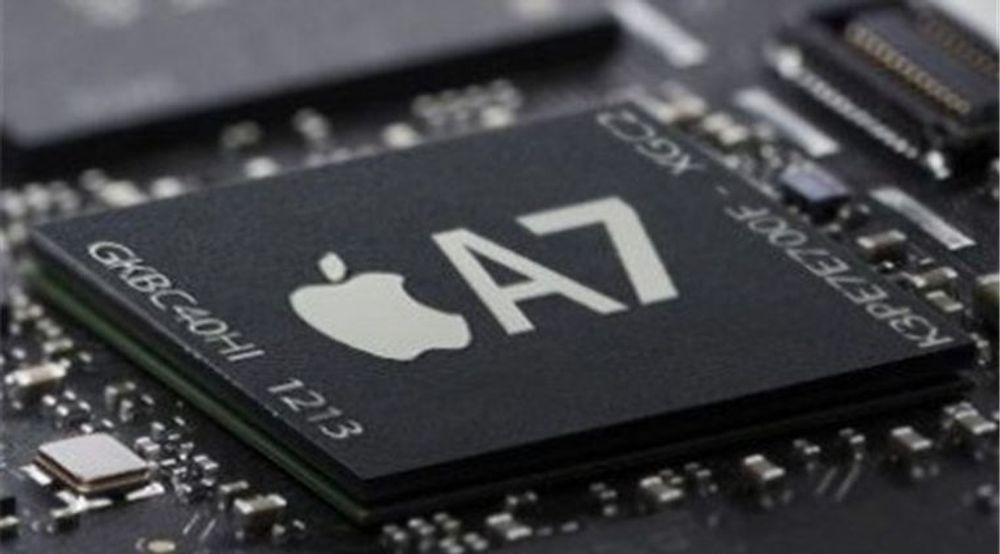 Apple får sine prosessorer produsert på Samsung sine fabrikker. Kanskje er de nå i ferd med å gjøre seg mindre avhengig av rivalen.