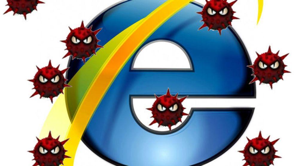Selv om det ikke blir funnet flere sårbarheter i Internet Explorer enn i nettleserens viktigste konkurrenter, er nettleseren tilsynelatende utsatt for lang flere angrep enn konkurrentene.