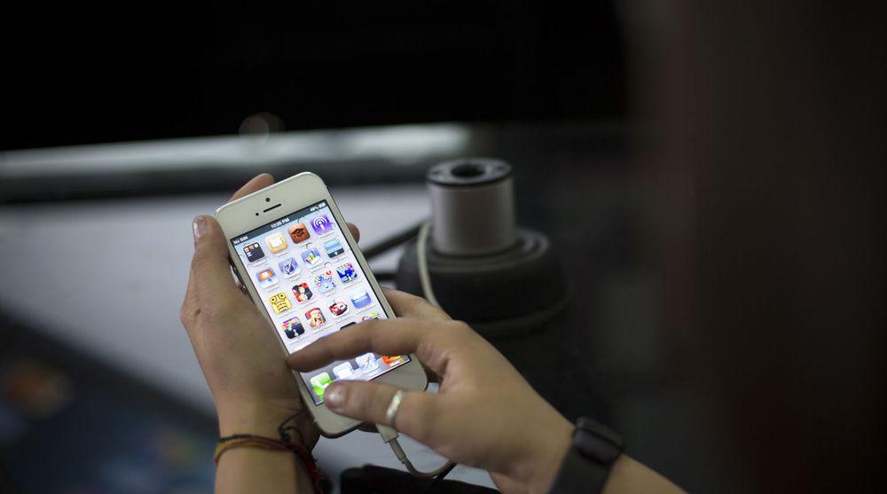 Apple sier oftes nei når norske myndigheter ber om innsyn i norske kunder kontoer.
