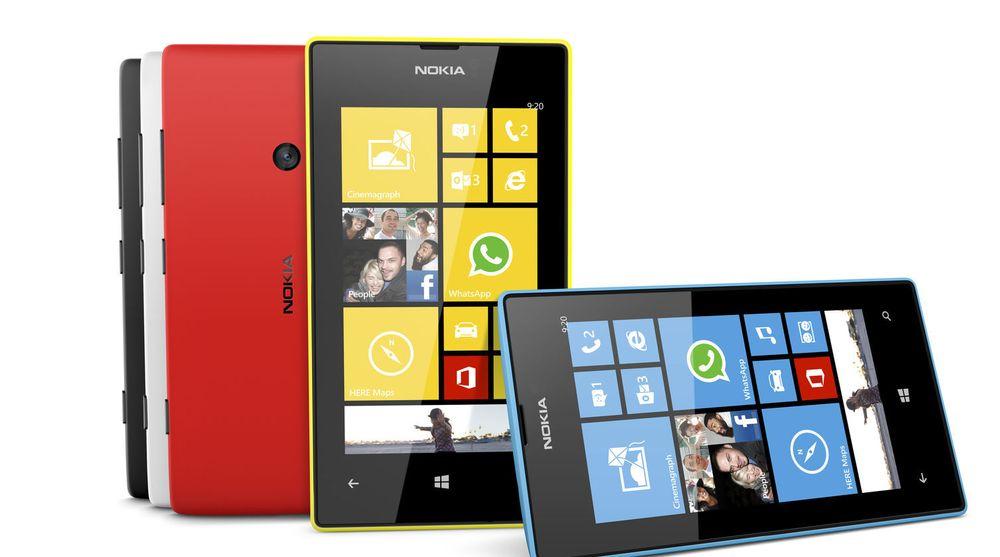 Nokia Lumia 520 sørger for flere nasjonale andreplasser for Windows Phone i tredje kvartal.