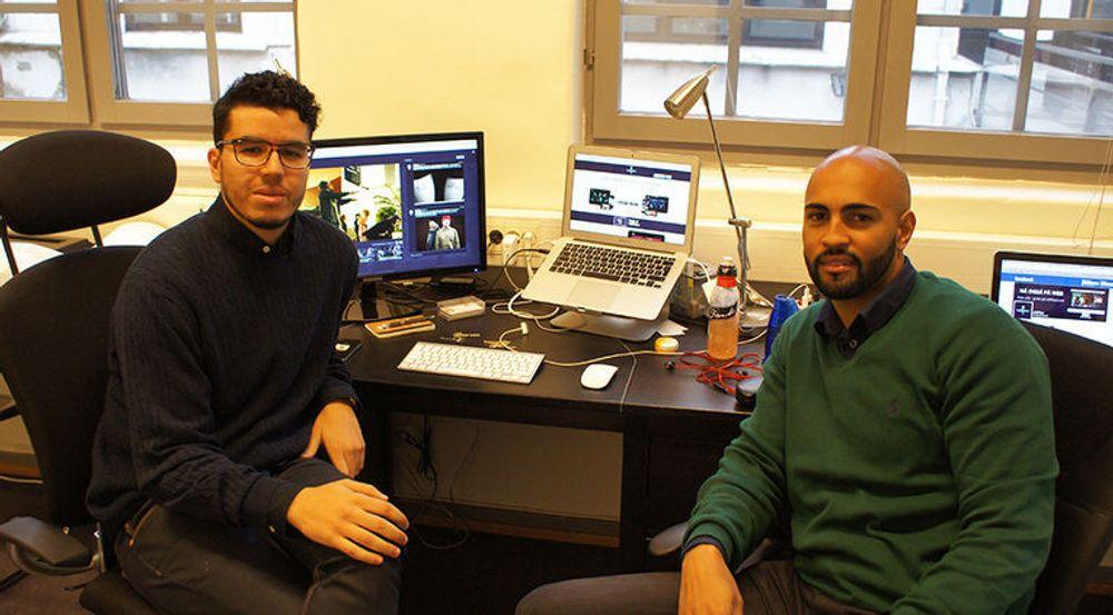 Nassir Achour og Shire Standnes vil sette musikkvideoen tilbake i sentrum.