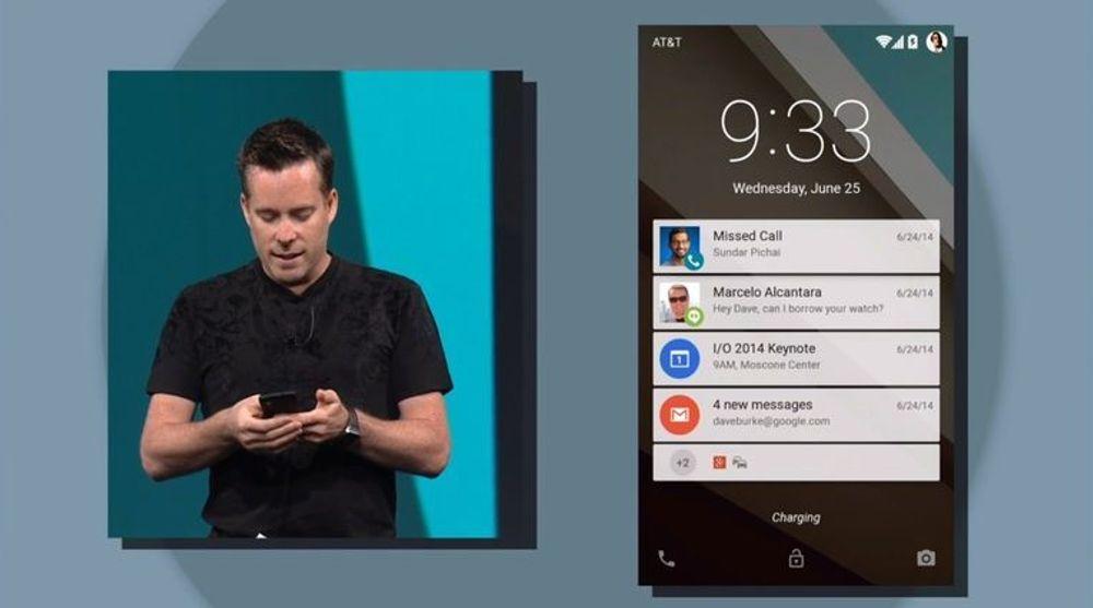 Android L vil mest sannsynlig rulles ut fra 1. november, sier kilder.