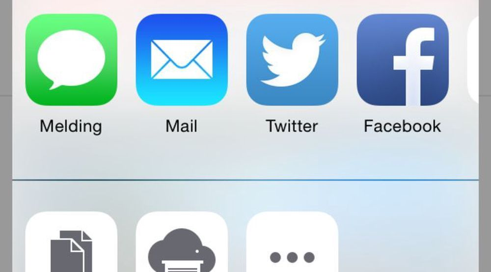 Chrome på iOS fungerer nå bedre sammen med andre apps.