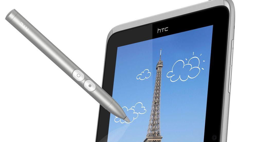 HTC har ikke laget nettbrett siden Flyer i 2011.