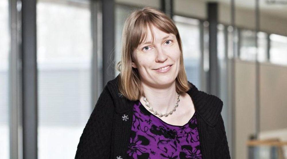 Hilde Thunem er daglig leder i Norid, en statlig eid aktør som forvalter de norske toppnivådomenene.