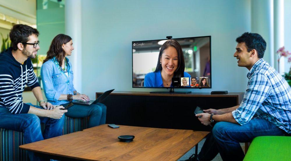 Den nye Chromebox for Meeting fra Asus skal gjøre det svært enkelt for brukerne å sette opp videokonferanser.