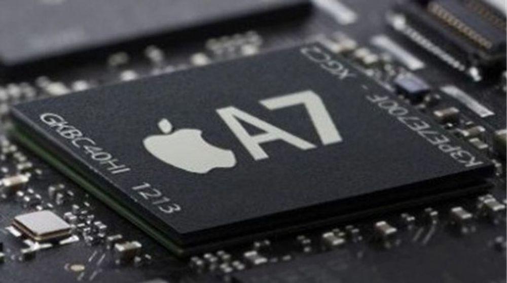 Den kommersielle avdelingen til et amerikansk universitet hevder at Apple har tatt i bruk et patentert teknologi selskapets A7-brikke uten tillatelse.