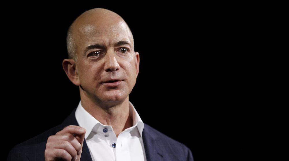 Amazon-sjef Jeff Bezos er mer opptatt av vekst enn av profitt.