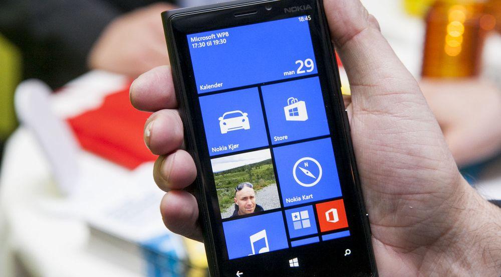 Mer enn et år etter lanseringen er Windows Phone 8 mer enn moden for en større oppdatering.