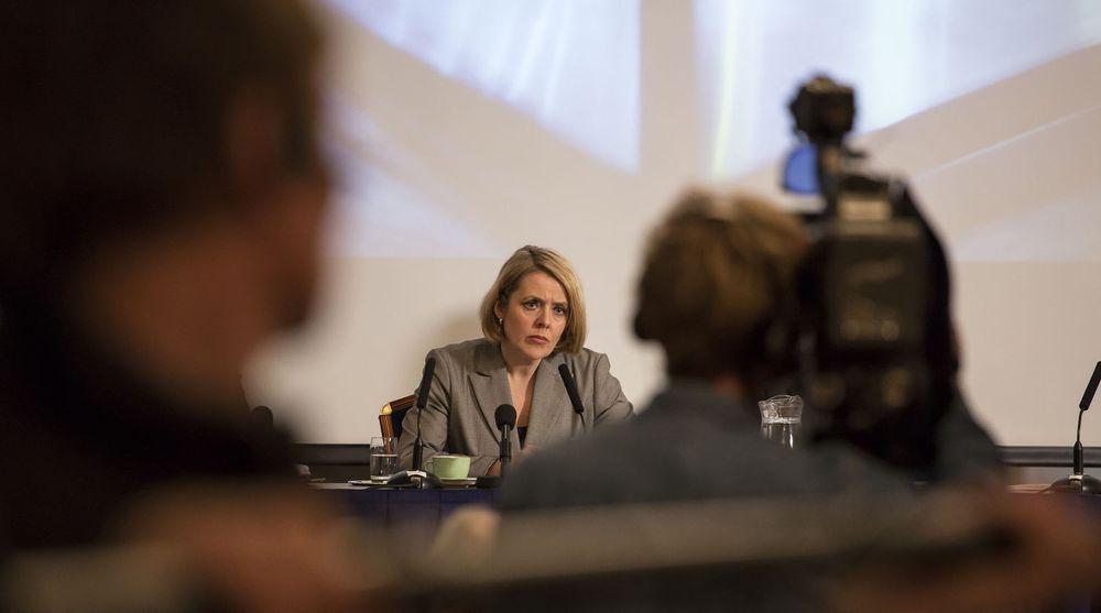 ØNSKER TROJANER: PST-sjef Marie Benedicte Bjørnland (bildet) ber Justisdepartementet om hjemmel til å totalovervåke pc-er ved å plante ondsinnet programvare. Det er et kontroversielt tvangsmiddel.