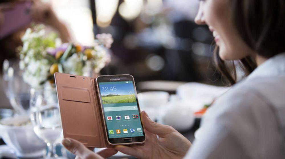 En rekke norske brukere av smartmobilen Samsung Galaxy S5 opplever problemer etter siste oppdatering av mobilprogramvaren.