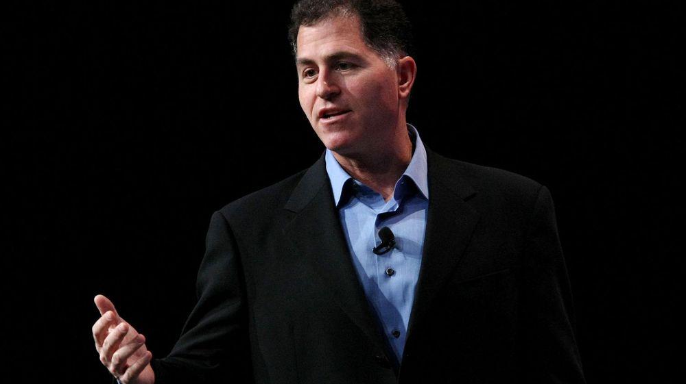 48 år gamle Michael Dell risikerer å miste kontrollen over selskapet han grunnla som student i 1984.