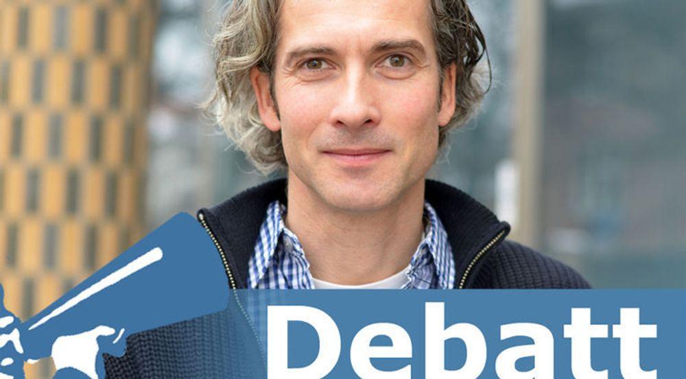 Leserinnlegget er skrevet Kristian Bergem, seniorrådgiver i Direktoratet for forvaltning og IKT (Difi).