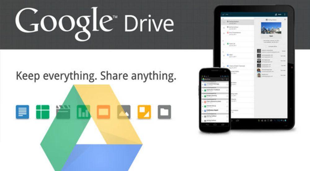 Google Drive har blitt navet for Googles fil- og dokumenttjenester. Nedetid for Drive er dermed svært merkbart for mange Google-brukere.