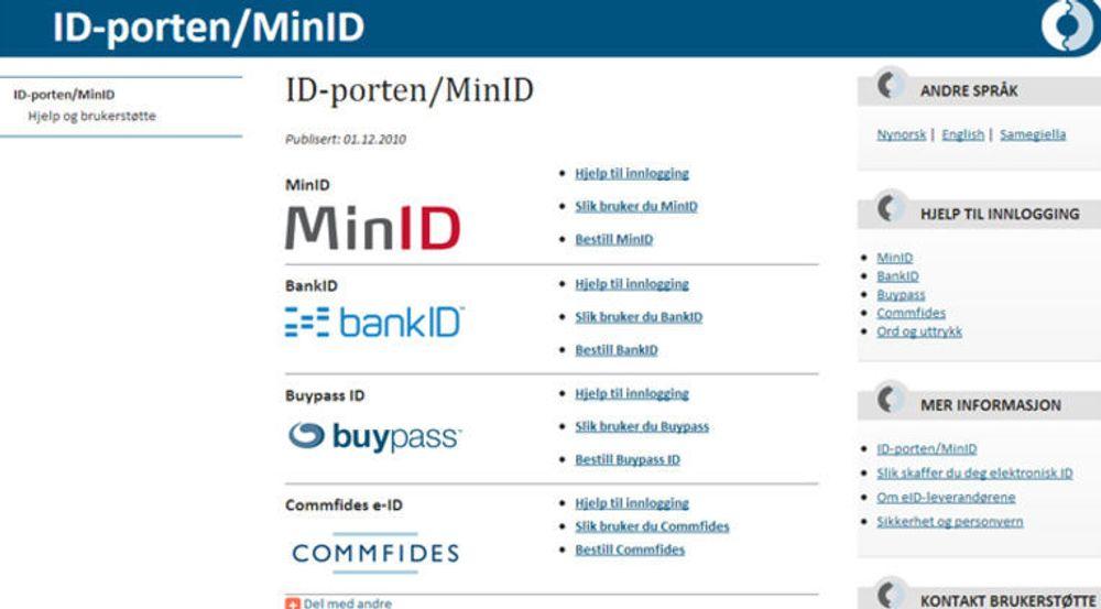 BankID er ikke tilgjengelig dagen før skatteoppgjøret blir presentert på Altinn, takket være problemer hos Nets. BankID ble i fjor høst inkludert som en del av statlige ID-porten som kan gi tilgang til blant annet Altinn.
