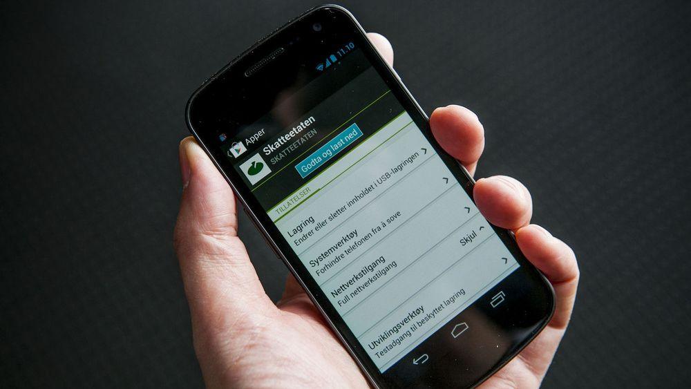 Apputviklere pålegges å sørge for blant annet innhenting av tillatelse til å samle personopplysninger.