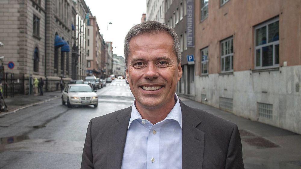 Ola Furu går av som toppsjef i Capgemini Norge for å jobbe mer kundenært.