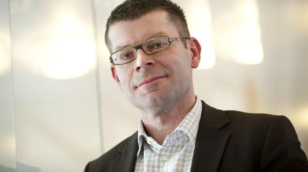 LANG TID: Avdelingsdirektør Gjermund Nese mener Netcoms oppkjøp av Tele2 vil stikke alvorlige kjepper i hjulene for Ice' muligheter til å bygge seg opp som en solid konkurrent.
