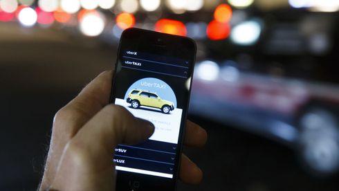 Ny rapport vil ha Uber og Haxi inn i løyvesystemet