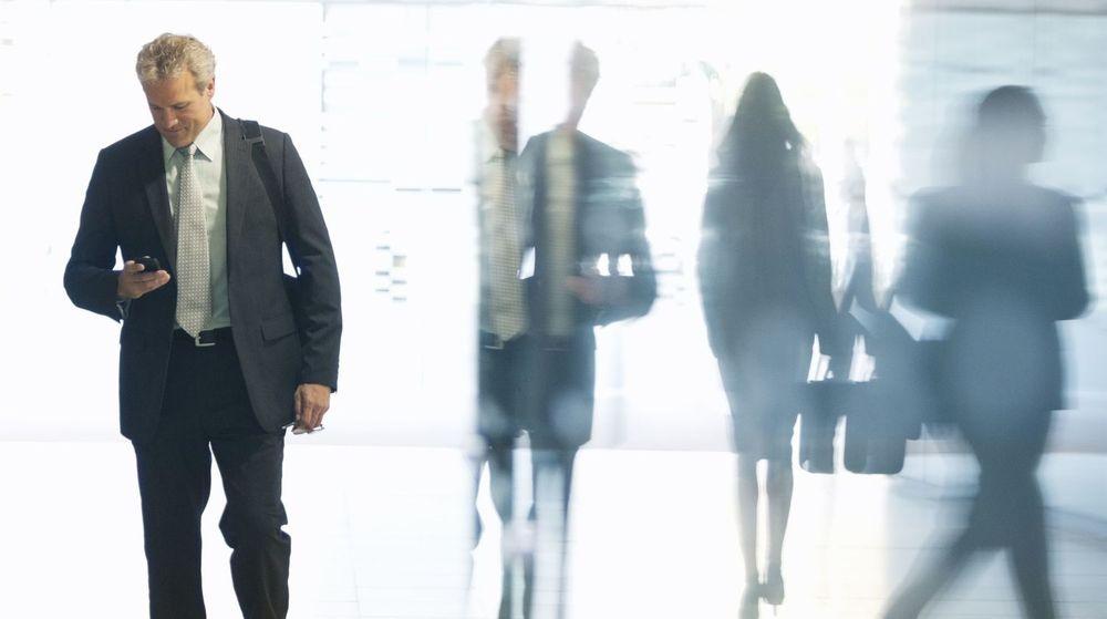 De to selskapene spesialiserer seg på mobile tjenester for bedrifter.