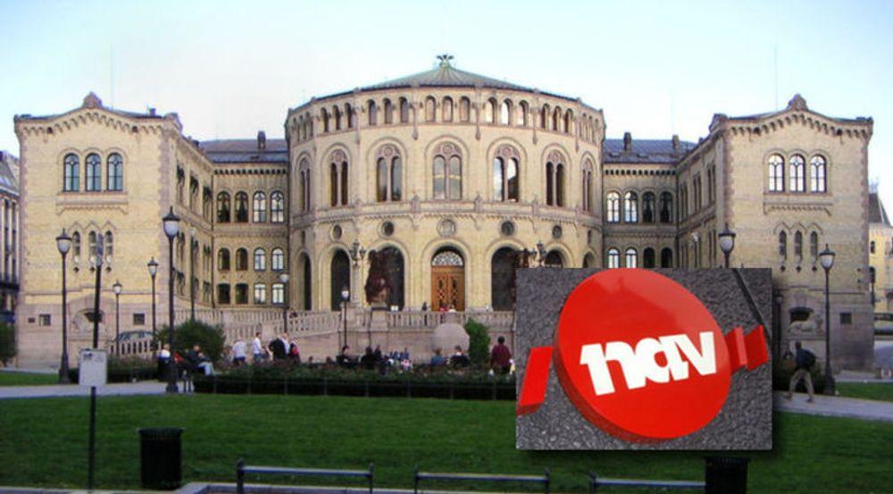 ÅPEN HØRING FREDAG: Nav-ledelsen og en rekke andre aktører blir i dag grillet i en åpen høring på Stortinget om etatens mislykkede IT-satsing.