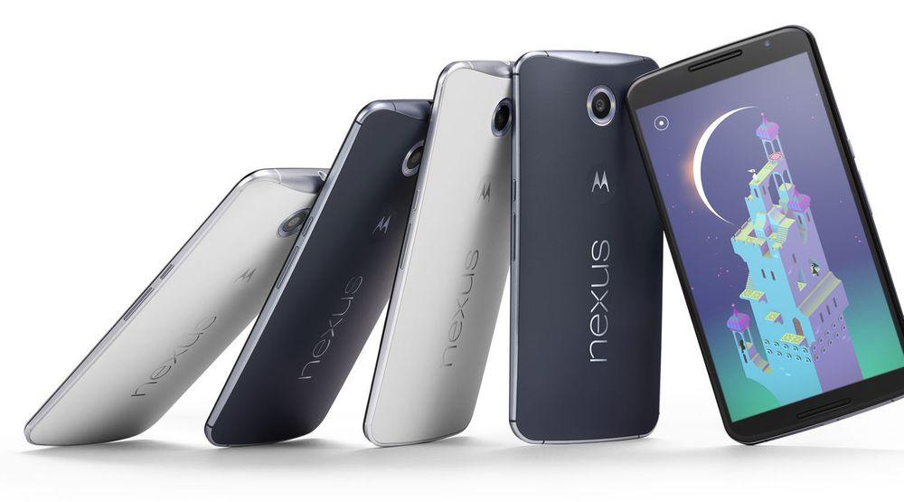 Nye Nexus 6 kommer med Lollipop installert og kryptering påskrudd, noe som kan påvirke ytelsen merkbart.